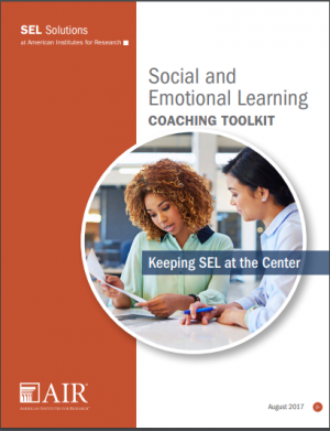 Cover of SEL Coaching Toolkit