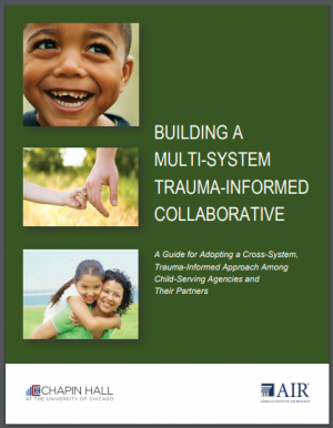 Building a Multi-System Trauma-Informed Collaborative Cover